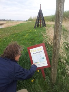 (Future) fracking in the Noordoostpolder, the Netherlands