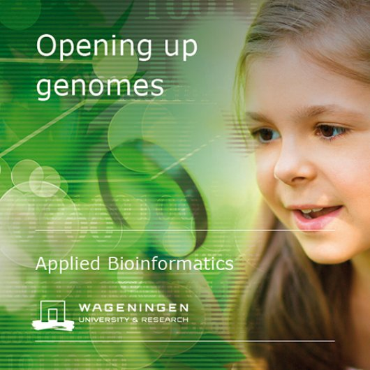 Opening up genomes