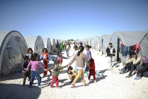 More sustainable reception facilities for refugees