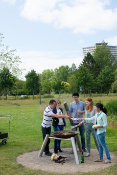 Barbecue Campus