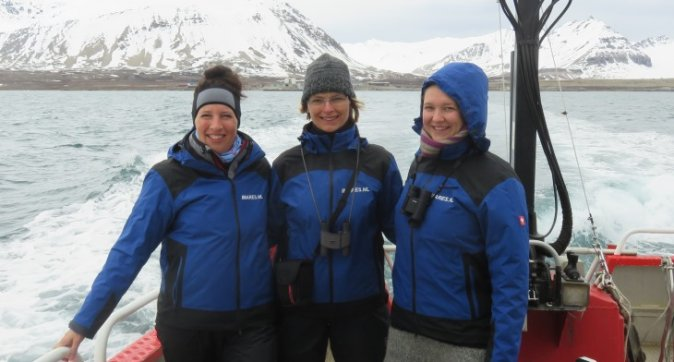 Follow the Blog of the Expedition to Svalbard