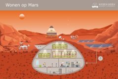 Living on Mars in the Future?