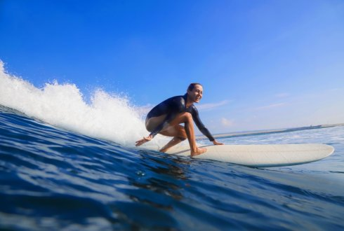 Surf your Stress