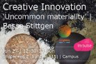 Creative innovation: 'Uncommon materiality' by Basse Stittgen