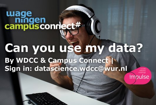Can you use my data?