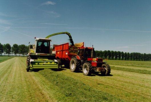 WUR en agrarisch bedrijfsleven starten nieuw onderzoeksprogramma voor duurzame productie van gras en voedergewassen
