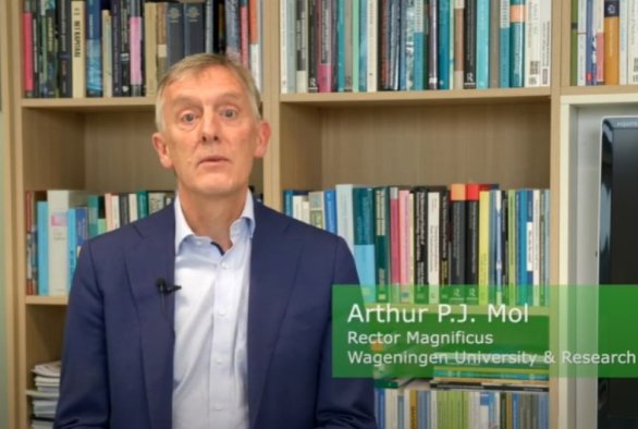 "Zomer videoserie ""WURking on academic year 2020-2021"""