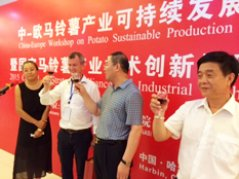 Sino - EU Potato workshop
