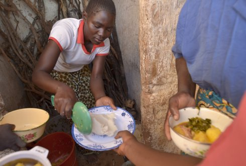 Improving consumption of healthy street food in Nigeria