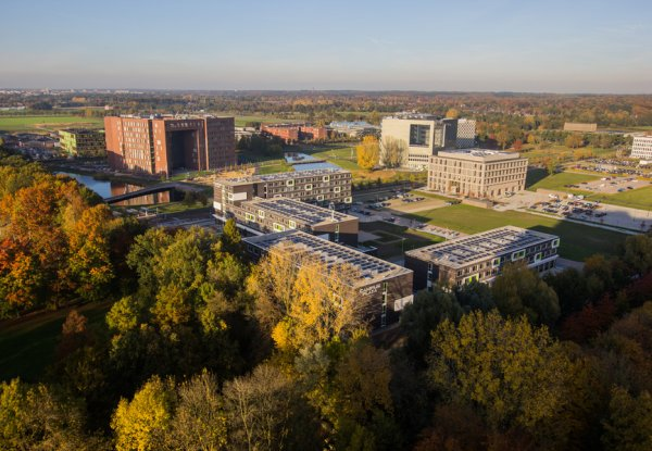 Wageningen rises five steps on world universities ranking
