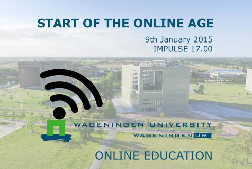Start of the online age