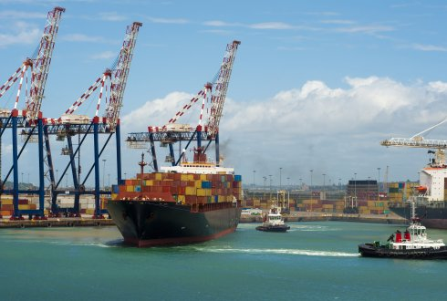 Greening African Ports