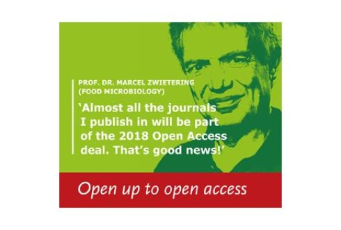 Open Access Publishing In Elsevier Journals Wur