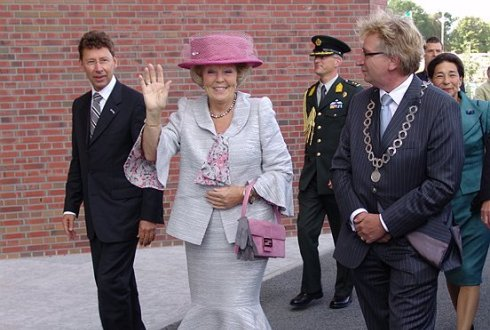 Wageningen Campus and its new Forum building were officially opened by H.M. the Queen.