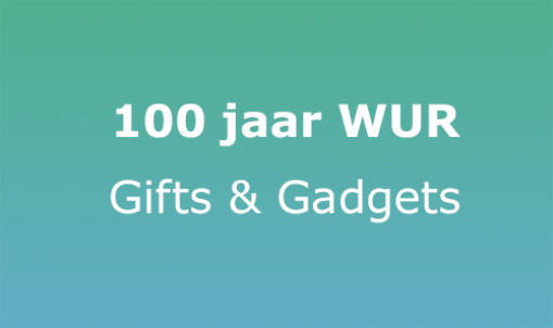 100 jaar WUR gifts and gadgets