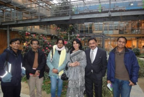 Visit of Bangladesh Ambassador to Wageningen