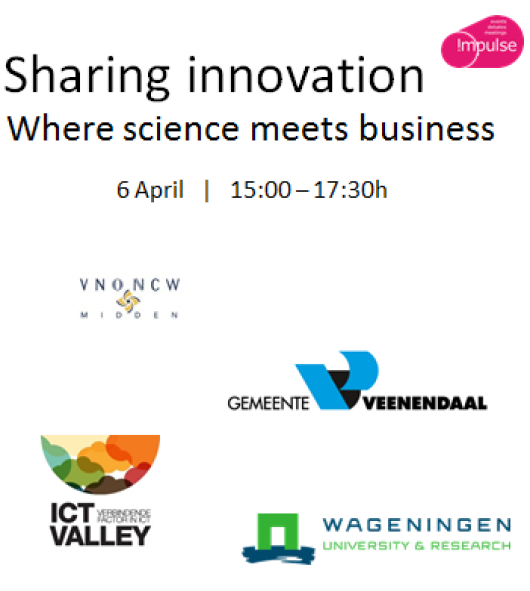 Sharing Innovation - Where science meets business