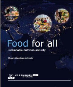Dies anniversary book 2013: Food for all