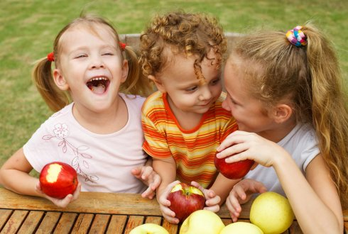 Children and vegetables: Strategies to increase children's liking and intake of vegetables