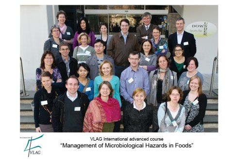 "17th International Advanced Course ""Management of Microbiologial Hazards in Foods"""