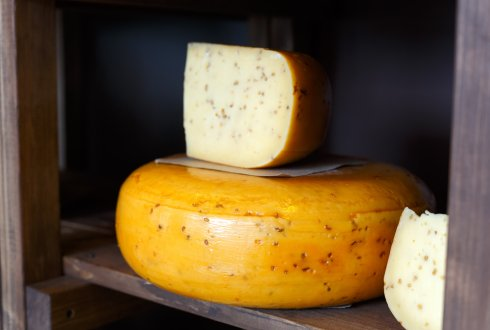 Risk assessment of Listeria monocytogenes in Gouda cheese