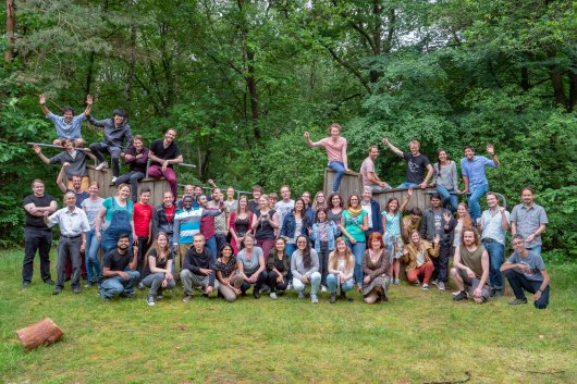 Entomology group, July 2019
