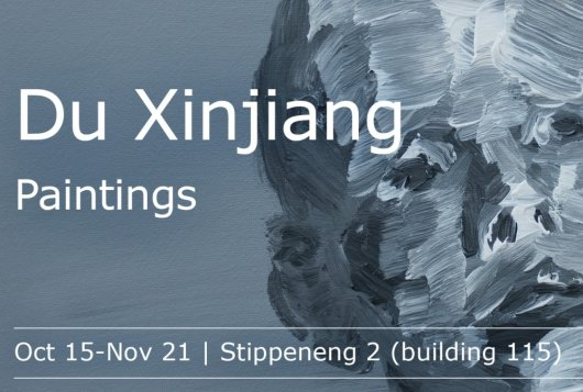 Du Xinjiang paintings