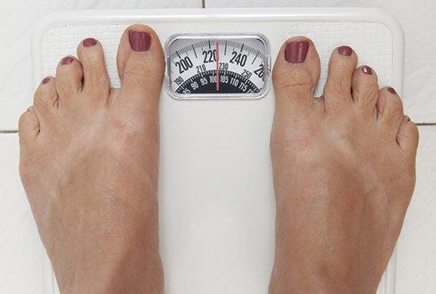 mensen met overgewicht vaker ziek
