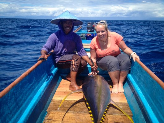 With local Asian partners, Wageningen University & Research aims to create incentives for governments and the private sector to manage Pacific Tuna fisheries innovatively and equitably. Photo: Sophie Neitzel