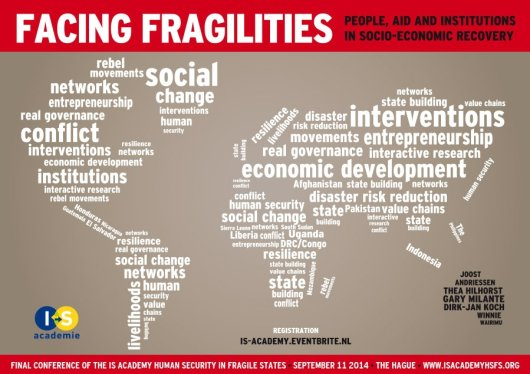 "IS Academy Final Conference ""Facing Fragilities: people, aid and institutions in socio-economic recovery"""