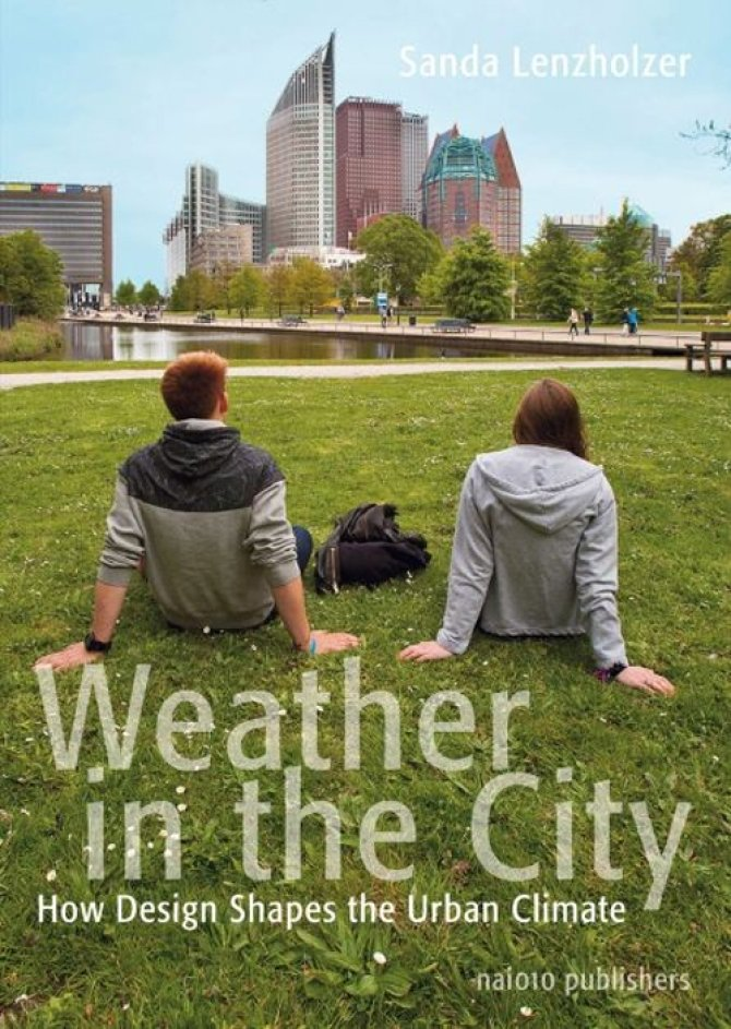 New book: Weather in the City