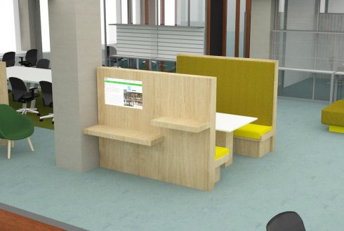 Forum Library makeover