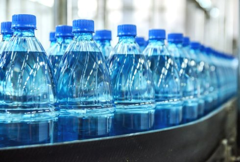 Phthalates mixtures in bottled water