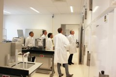 Laboratory Facilities Wageningen Bioveterinary Research