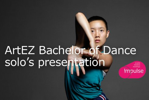ArtEZ Bachelor of Dance solo's presentation