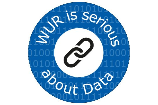 WUR is serious about Data