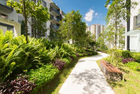 Five governing approaches for greenspace in urban areas