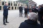 Opening groen parkeerdek Wageningen Campus