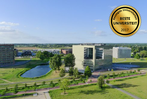 Keuzegids 2017: Wageningen University & Research named best Dutch university for twelfth consecutive time