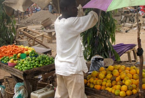 Food systems in Nigeria need attention