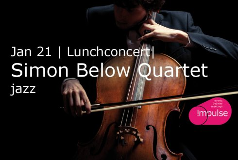 Lunch concert: Simon Below Quartet | Modern Jazz