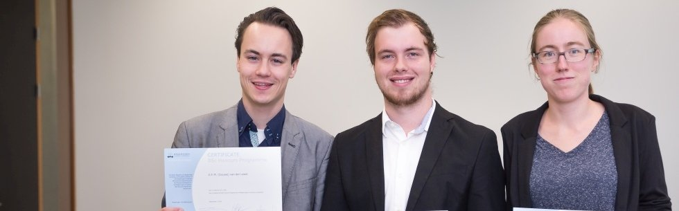 Honours Programme voor bachelorstudenten - WUR