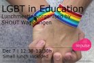 Pink Week, LGBT* in education