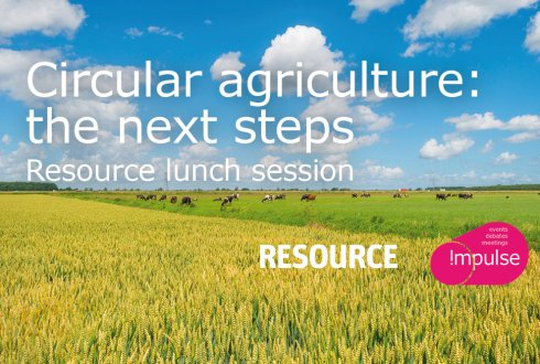 Circular agriculture: the next steps