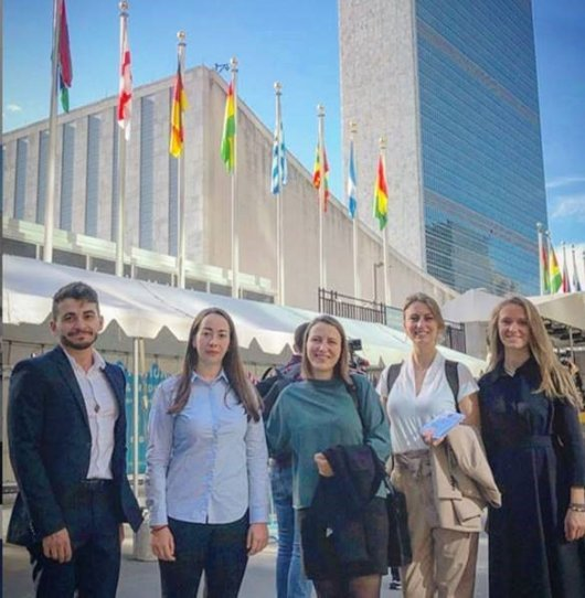UN Youth Climate Summit: How New York is similar to Wageningen