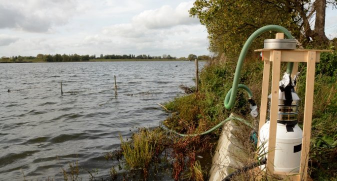 26 types of microplastics and rubbers detected in Dutch rivers
