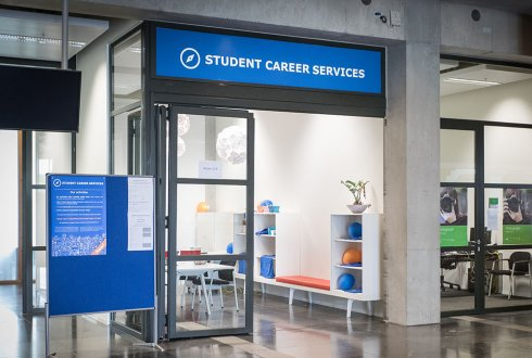 About Student Career Services