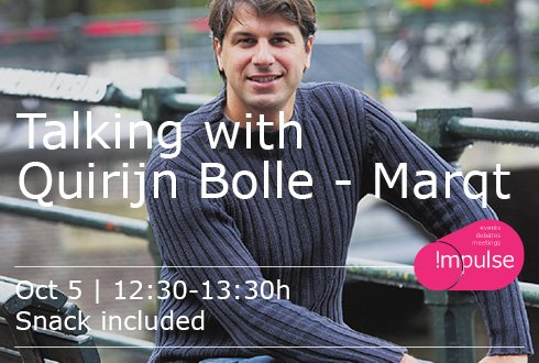 Talking with Quirijn Bolle - Marqt