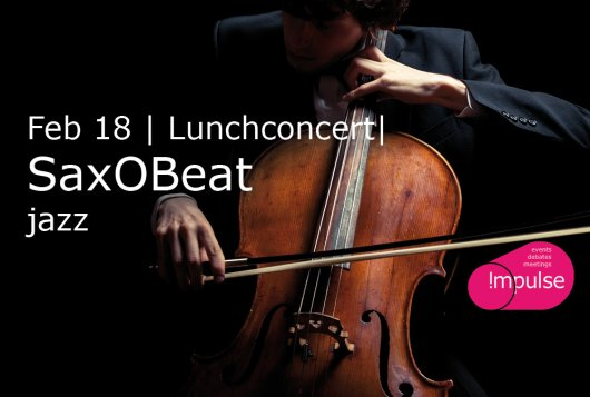 Lunch Concert SaxOBeat | World beats & lounge
