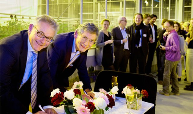 Strategic greenhouse horticulture research has joint benefits
